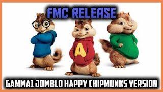 Gamma1   Jomblo Happy   Chipmunks Version