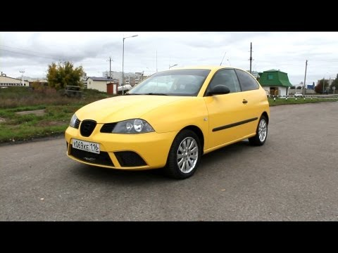 2008 Seat Ibiza. Start Up, Engine, and In Depth Tour.