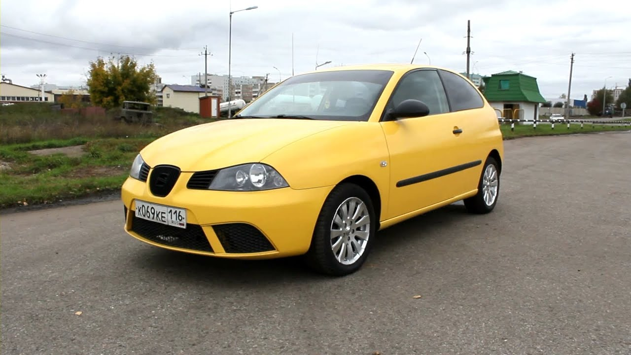 2008 seat ibiza start up engine and in depth tour youtube. Black Bedroom Furniture Sets. Home Design Ideas