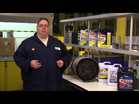 Shell Rotella -- Diesel Particulate Filter