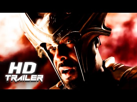 "Marvel's Thor: Ragnarok/Phase 3 (2017) Teaser Trailer ""The Fall of Asgard"" (FanMade)"
