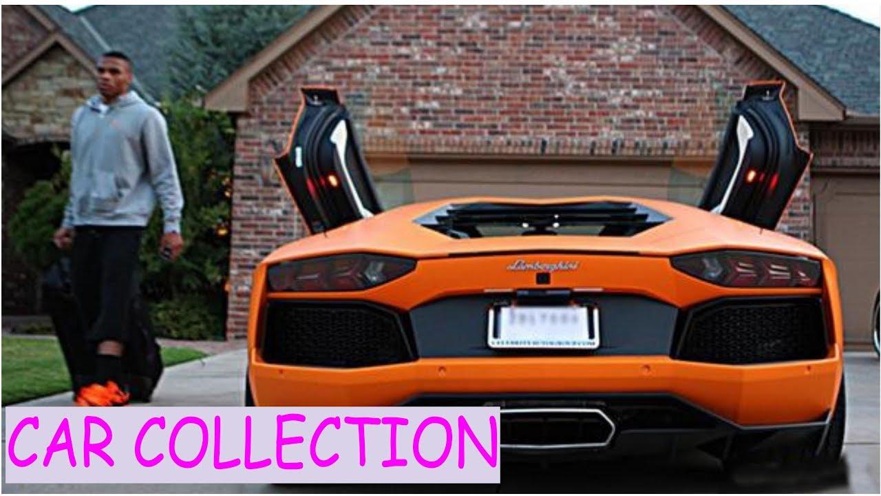 Russell Westbrook Cars >> Russell Westbrook Car Collection 2018 Youtube