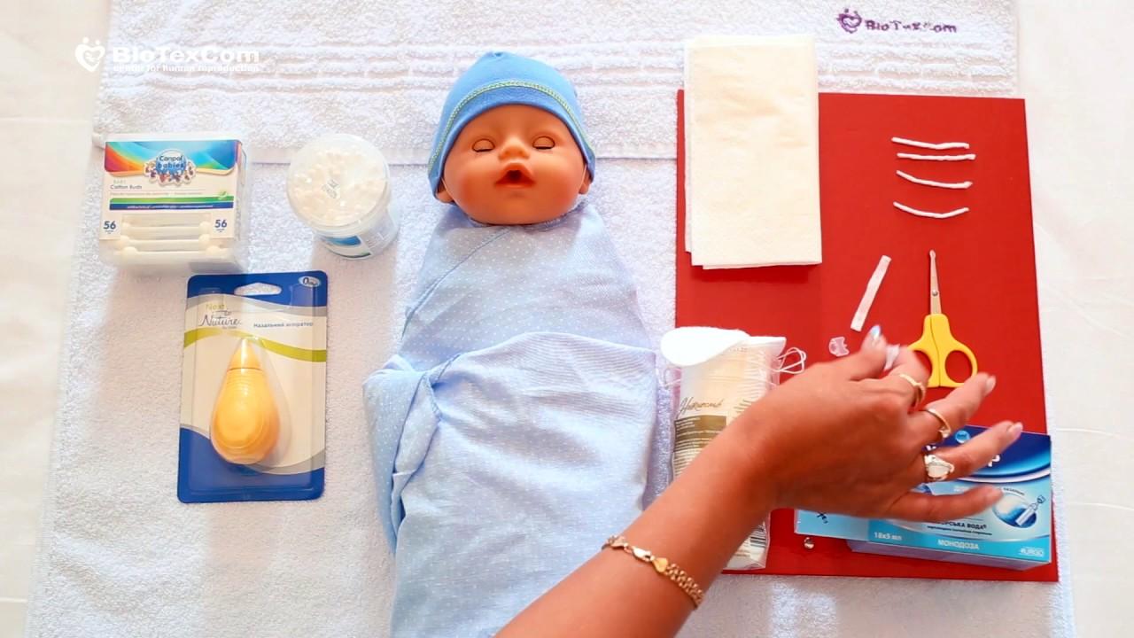 Baby Nase Verstopft Popel