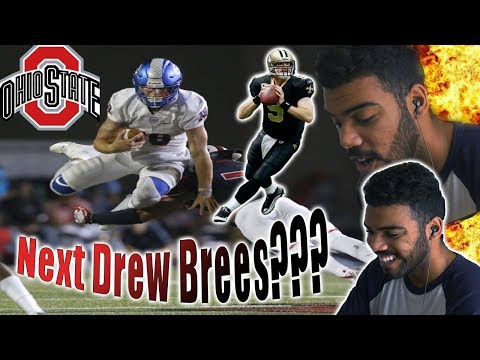The Next Drew Brees???!!!- Tate Martell Highlights [Reaction]