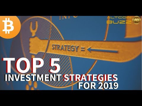 Top 5 Investment Strategies for 2019 plus Plus Enjin and Japanese Amazon - Crypto News