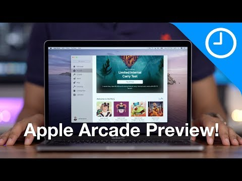 Here's a Hands-On Preview of the Upcoming Apple Arcade Gaming Service