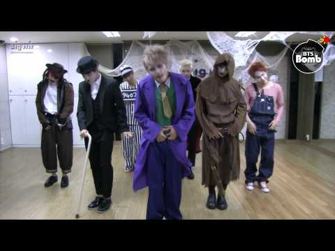 [BANGTAN BOMB] War of hormone  in Halloween