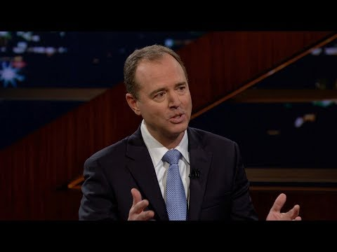Rep. Adam Schiff on the #DemMemo | Real Time with Bill Maher (HBO)