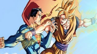 Goku VS Superman. La opinión de Dross