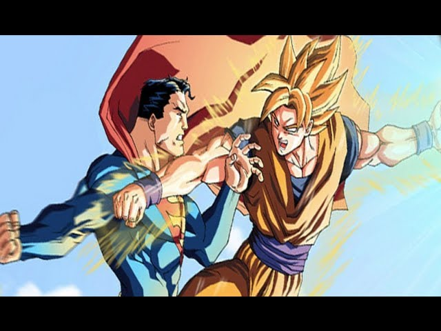 Goku VS Superman. La opinión de Dross Videos De Viajes