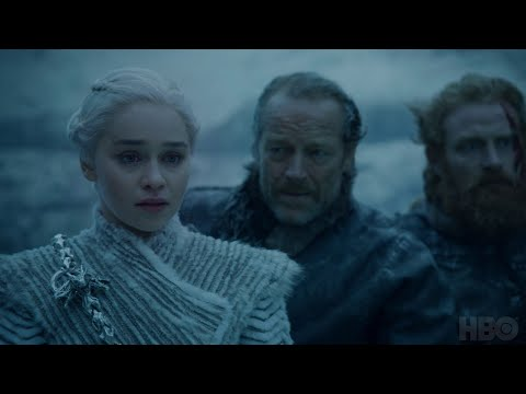 Thumbnail: Game of Thrones: Season 7 Episode 5: The Night King and Viserion (HBO)