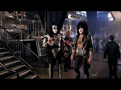 Kiss Dr Pepper Cherry Commercial with little Kiss
