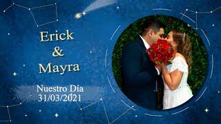 Erick y mayra
