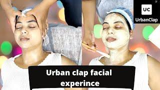 Urban company || facial at home || step by step procedure screenshot 2