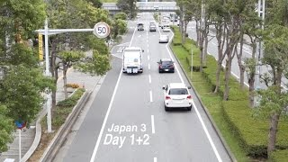 Japan 3 ! Day 1+2 Travel VLOG Thumbnail