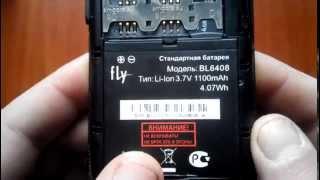 обзор бюджетного смартфона Fly IQ239 ERA Nano 2