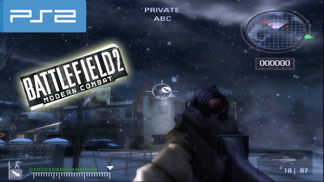 Battlefield 2: Modern Combat (SLOW) | PCSX2 Emulator 1.7.0-76 [1080p HD] | Sony PS2