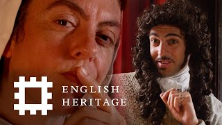 Tales from English Folklore #4: Charles II and the Oak Tree