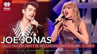 Joe Jonas Calls Taylor Swift Re-Recording Her Albums 'Really Clever'   Fast Facts