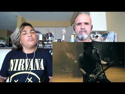 Gojira - The Art of Dying (Live at Vieilles Charrues Festival 2010) REACTION!!!
