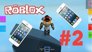 Roblox | Escape The iPhone 7 #2