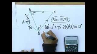 Matric revision: Maths: Trigonometry Heights and Distances (2/8): Example 3.1