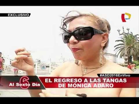 De Tangas Y Lentejuelas: El Regreso De Mónica Adaro