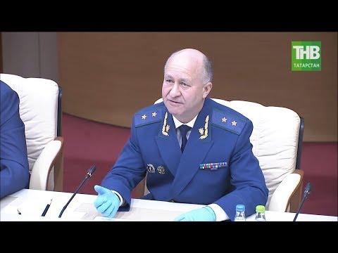 О противодействии финансовому мошенничеству в Республике Татарстан   ТНВ
