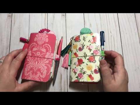 Mini Travelers Notebooks