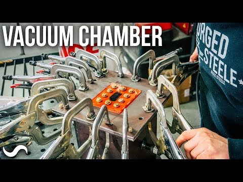 BUILDING A VACUUM CHAMBER!!!