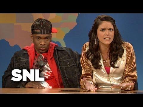 Weekend Update: Mimi Morales - Saturday Night Live