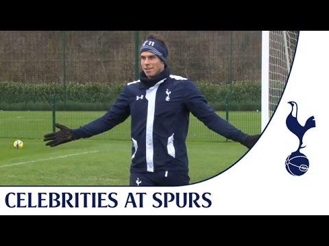 Gareth Bale vs Jonathan Trott | Freekick Challenge