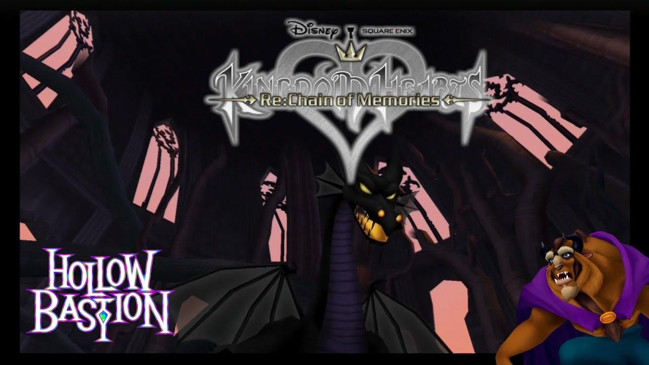 Kingdom Hearts Birth By Sleep: Maleficent (Dragon Form