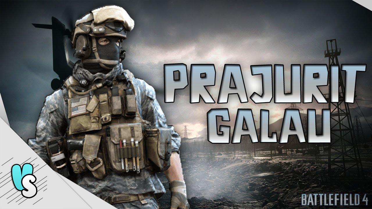 Battlefield 4 Indonesia Prajurit Galau Momen Kocak Game FPS