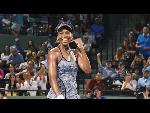 Age of Venus-Sharapova Talks Comeback-Stars Celebrate