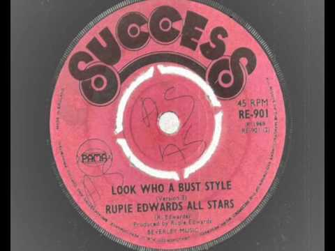 the meditators - look who a bust a style extended - success records pama 1969 boss sounds reggae