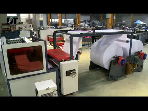 DTCP A4 10 A4 Paper cutting and packing machine
