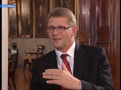 EuroNews - EN - Interview: Matti Vanhanen