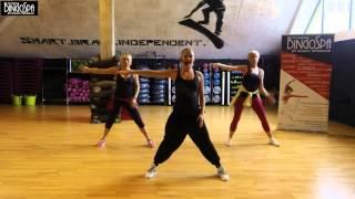 ANDALOUSE Kendji Girac BINGOSPA Fitness by Gosia Wodras Learn Steps