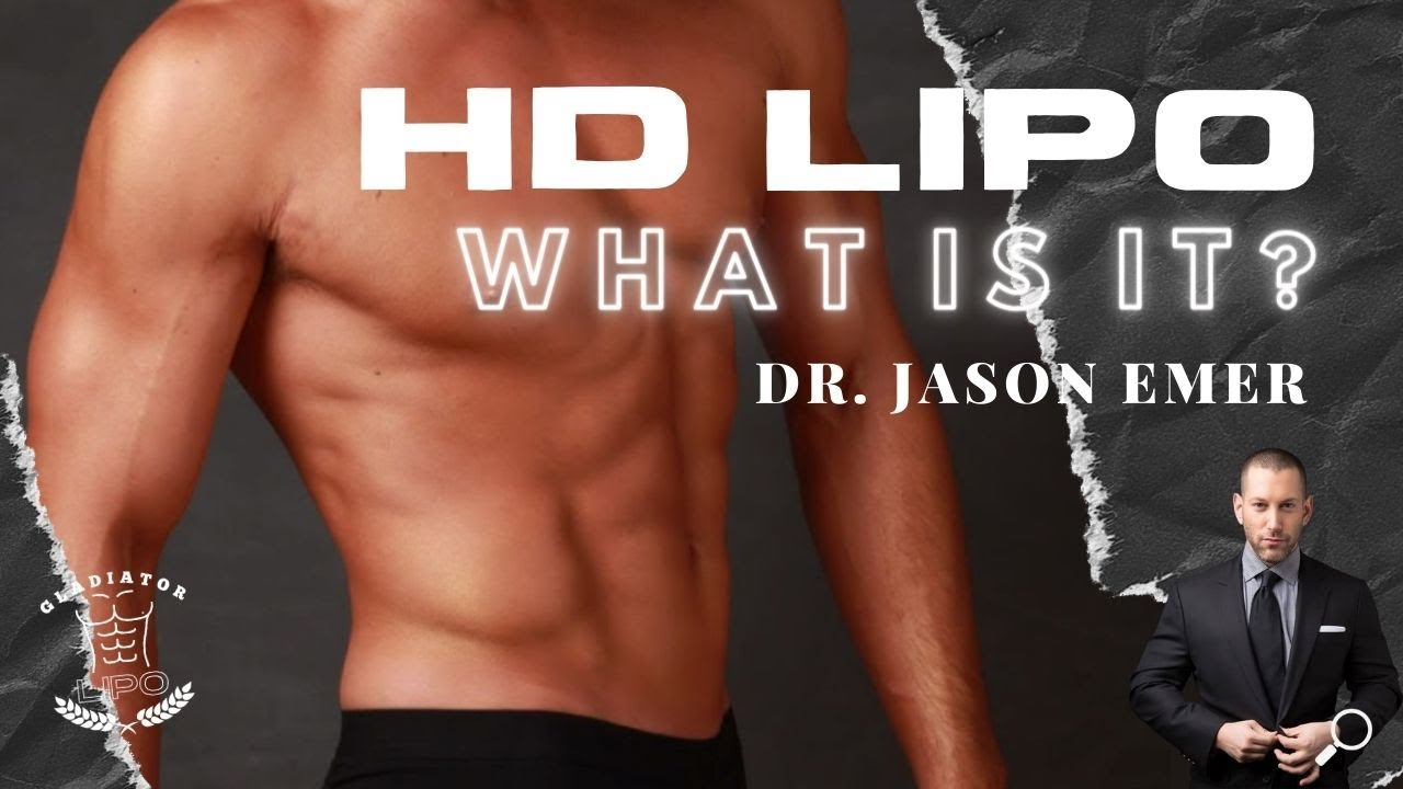 Dr  Jason Emer shapes, sculpts, and etches your ideal body