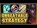 WTF! ATTACK SPEED PANTH CANNOT TAKE DMG FROM AUTOS?? PANTHEON TOP GAMEPLAY! - League of Legends