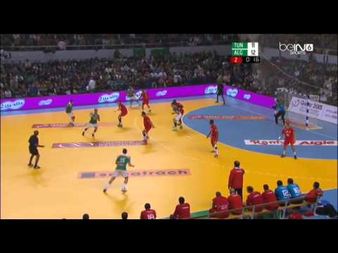 ALGERIE vs TUNISIE FINAL CAN HandBall 2014
