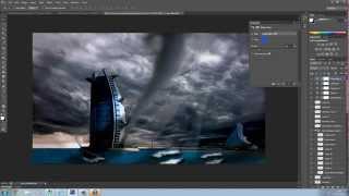 Eye Of The Storm-Burj Al Arab PS Edit