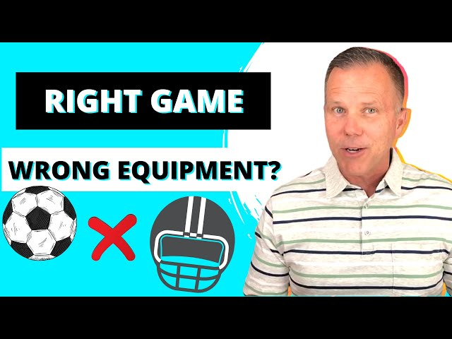 Episode 12 | Right Game, Wrong Equipment? | Leadership in a Nutshell