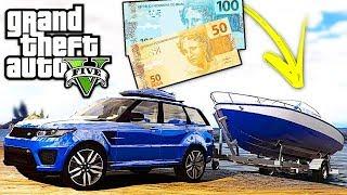 UM MILIONÁRIO NO GTA 5