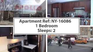 Video Tour Of A 1-bedroom Furnished Apartment In Midtown East, Manhattan