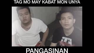 PANGASINAN (Unya kamet ed Inuman?) VClip by Jayson Rosario Chan