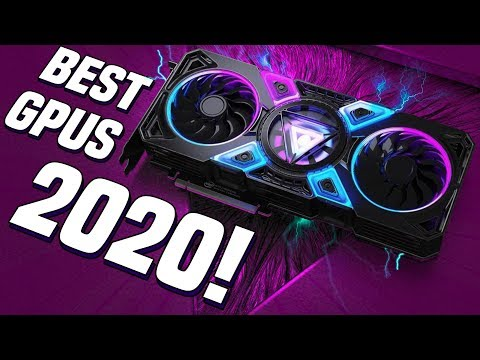 Best Budget Graphics Cards In 2020 With Benchmarks! Best For 1080p, 1440p & 4K!