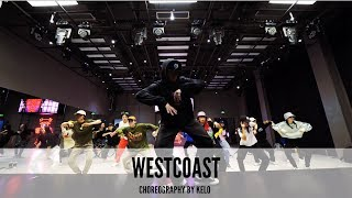 Westcoast - Choreography by Kelo