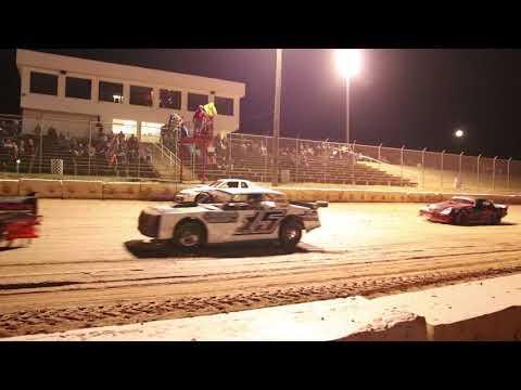 "Jason ""flywheel"" Floyd ! Cochran Motor speedway ! Champion !"